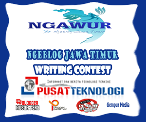 Presented by Ngawur, Powered by Pusat Teknologi, dibawah banner lomba